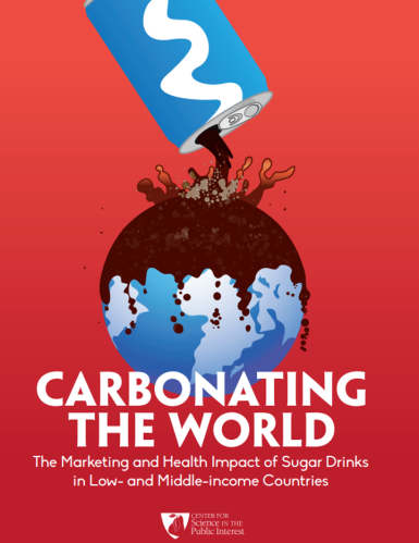 CarbonatingTheWorld